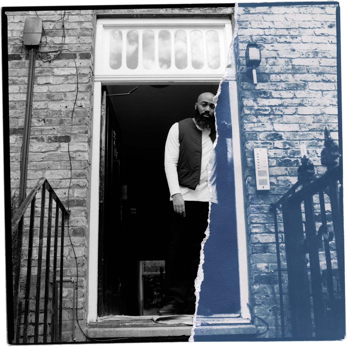 Blue Door Mix 2